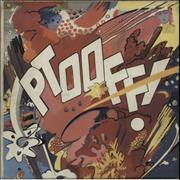 Click here for more info about 'The Deviants - Ptooff! - 1st - Poster Sleeve - G'