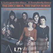 Click here for more info about 'The Disco Bros - Let's Go To The Disco'