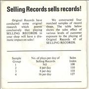 Click here for more info about 'The Discounts - Selling Records Sells Records!'