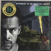 Click here for more info about 'The Disposable Heroes Of Hiphoprisy - Hypocrisy Is The Greatest Luxury LP + 12