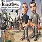 The Dissociatives Somewhere Down The Barrel Australia CD single