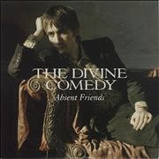 Click here for more info about 'The Divine Comedy - Absent Friends + Singles'