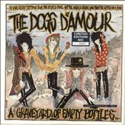 Click here for more info about 'The Dogs D'Amour - A Graveyard Of Empty Bottles...'
