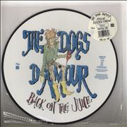 Click here for more info about 'The Dogs D'Amour - Back On The Juice'