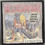 Click here for more info about 'The Dogs D'Amour - How Come It Never Rains..It Only Pours - Stickered sleeve'