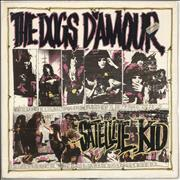 Click here for more info about 'The Dogs D'Amour - Satellite Kid - Sealed'