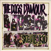 Click here for more info about 'The Dogs D'Amour - Satellite Kid'