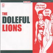 Click here for more info about 'The Doleful Lions - Hang Around In Your Head'