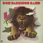 Click here for more info about 'The Don Harrison Band - The Don Harrison Band'