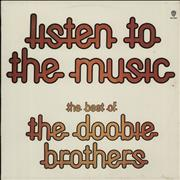 Click here for more info about 'Listen To The Music - The Best Of The Doobie Brothers'
