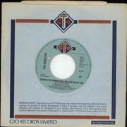 Click here for more info about 'The Dooleys - Think I'm Gonna Fall In Love With You - Wide Centre'