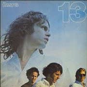 Click here for more info about 'The Doors - 13 - 1st - EX'