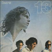 Click here for more info about 'The Doors - 13 - Thirteen - 1st - VG'