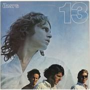 The Doors 13 UK vinyl LP