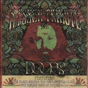 Click here for more info about 'The Doors - A Psych Tribute To The Doors - Mint Green Vinyl + Shrink'