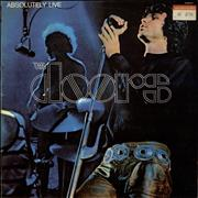 Click here for more info about 'The Doors - Absolutely Live'