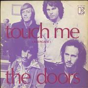 """The Doors Acercate (Touch Me) Spain 7"""" vinyl"""