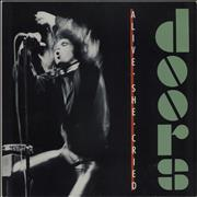 Click here for more info about 'The Doors - Alive She Cried'