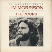 Click here for more info about 'The Doors - An American Prayer - EX'