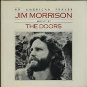 Click here for more info about 'The Doors - An American Prayer - butterfly label'
