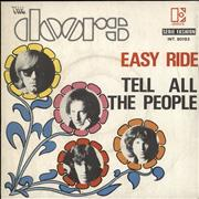 Click here for more info about 'The Doors - Easy Ride'