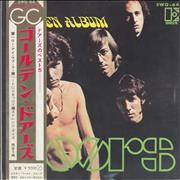 Click here for more info about 'The Doors - Golden Doors + Obi'