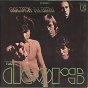 The Doors Golden Doors Japan vinyl LP