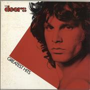 Click here for more info about 'The Doors - Greatest Hits - Mail Order Issue'