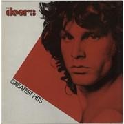 The Doors Greatest Hits Germany vinyl LP