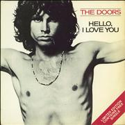 Click here for more info about 'The Doors - Hello I Love You - Double Pack'