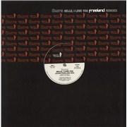 "The Doors Hello, I Love You (Freeland Remixes) UK 12"" vinyl Promo"