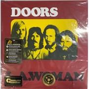 The Doors L.A. Woman - 180gm - 45RPM - Sealed USA 2-LP vinyl set