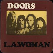 Click here for more info about 'The Doors - L.A. Woman - 1st - G'