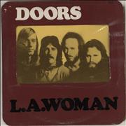 Click here for more info about 'The Doors - L.A. Woman - 1st - VG'