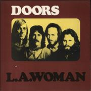 Click here for more info about 'The Doors - L.A. Woman - 2nd'