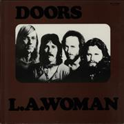 Click here for more info about 'The Doors - L.A. Woman - Butterfly'