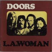 Click here for more info about 'The Doors - L.A. Woman - Red Label'