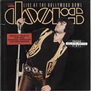 Click here for more info about 'The Doors - Live At The Hollywood Bowl'