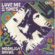 "The Doors Love Me 2 Times Italy 7"" vinyl"