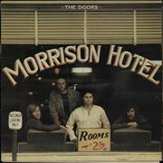 Click here for more info about 'The Doors - Morrison Hotel - 1st - VG'