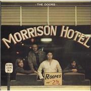 The Doors Morrison Hotel - 1st UK vinyl LP