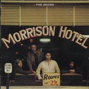 Click here for more info about 'The Doors - Morrison Hotel - 90s'