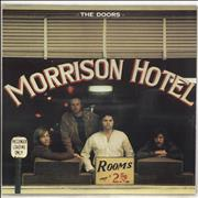 Click here for more info about 'The Doors - Morrison Hotel - Grey Label'