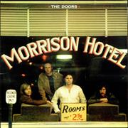 Click here for more info about 'The Doors - Morrison Hotel - Red Label'