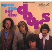 The Doors Open The Doors For The Doors Germany vinyl LP