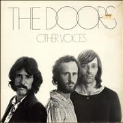 Click here for more info about 'The Doors - Other Voices - 1979 Butterfly Label - EX'