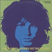 Click here for more info about 'The Doors - Riders On The Storm - Poster Sleeve'