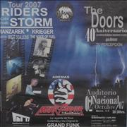 Click here for more info about 'The Doors - Riders On The Storm Tour 2007'