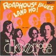 "The Doors Roadhouse Blues Italy 7"" vinyl"