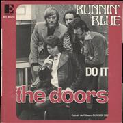 Click here for more info about 'The Doors - Runnin' Blue'